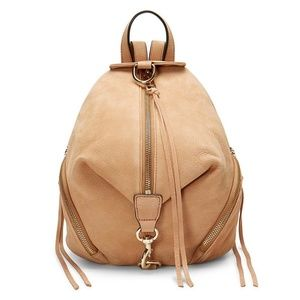 NEW Rebecca Minkoff Medium Julian Backpack